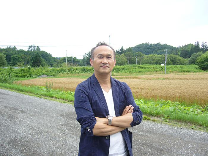 生産者:折笠 健さん(幕別町)